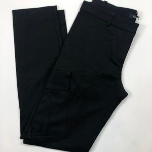 Versace Black Cargo Pants
